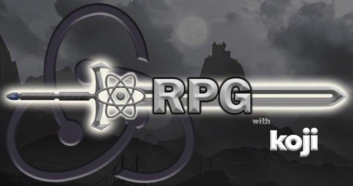 React RPG - Koji